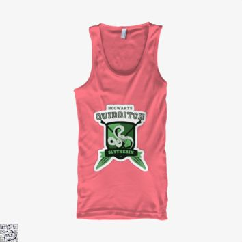 Slytherin Quidditch, Harry Potter Tank Top