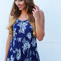 Adore The Floral Babydoll Dress