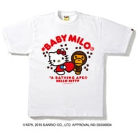HELLO KITTY X BABY MILO HEART #1