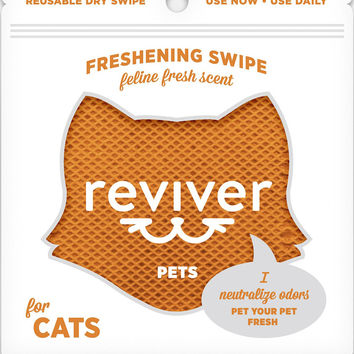 Reviver Pets Swipes for cats