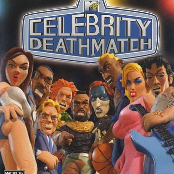 MTV Celebrity Deathmatch - Xbox (Game Only)