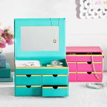 Jane Jewelry Storage, Medium Box