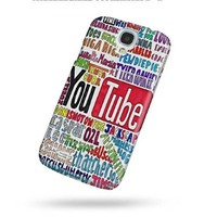 Youtubers Collage Colorfull Fan Art for Iphone and Samsung (Samsung Galaxy S4)