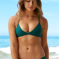ACACIA SWIMWEAR - Jaws Top | Seaweed