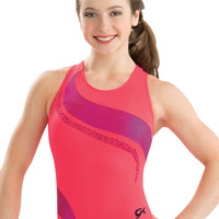 Twisted Bliss Gymnastics Leotard from GK Elite