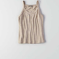 Don't Ask Why Hi-Neck Tank, Natural