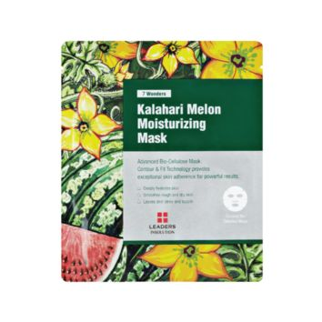 [LEADERS] 7 WONDERS Kalahari Melon Moisturizing Mask