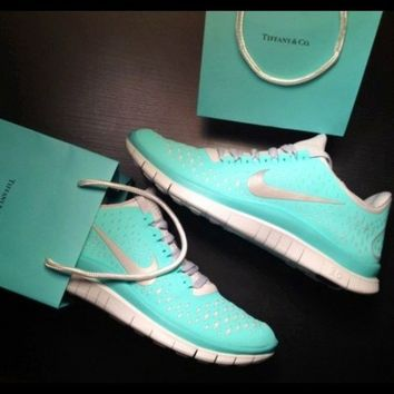 ddcff0afd258 Nike Free Run 3 Womens Tiffany Blue Shoes  Hot Sale Nikes 018  -  52.99    Buy Tiffany