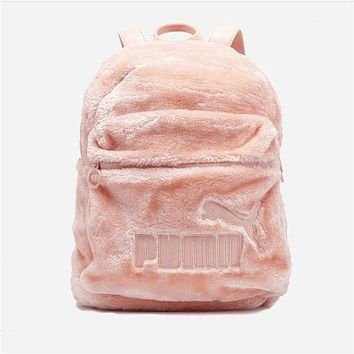 PUMA Wns Fur Backpack G
