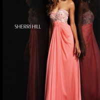 Sherri Hill 3863 at Prom Dress Shop