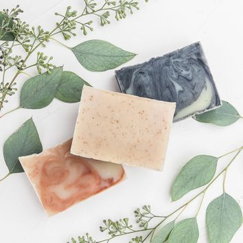 Natural Soap - Ten Pack