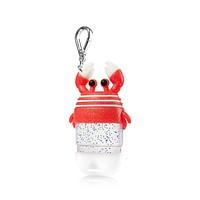 Bath & Body Works CRAB Pocketbac Sanitizer Holder