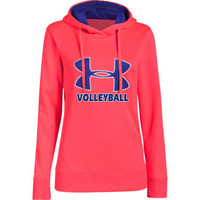 Under Armour Women's Big Logo Hoodie - Neo Pulse