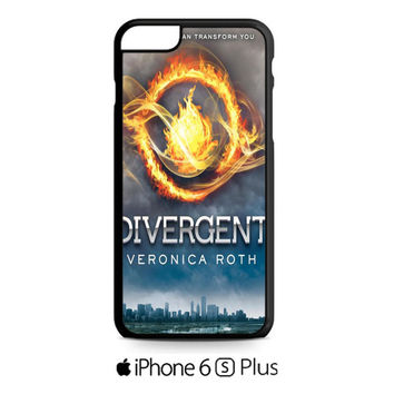 colorful divergent iPhone 6S  Plus  Case