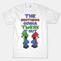 The Brothers Gonna Twerk It Out