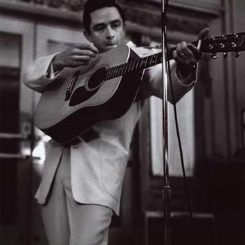 Johnny Cash I Walk the Line Poster 24x36