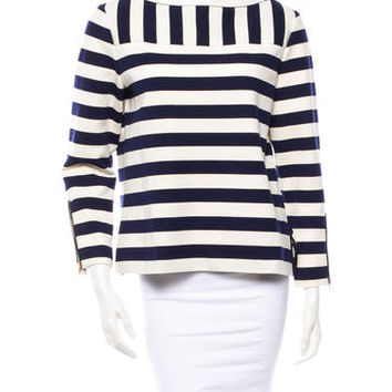 Tory Burch Nautical Sweater