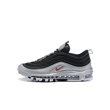 Nike Air Max 97 QS Air cushion sports leisure running shoes