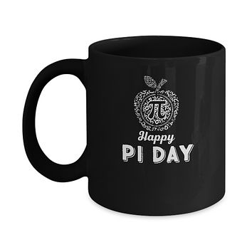 Happy Pi Day Math Teacher Mug
