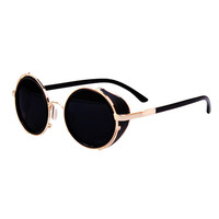 Metal Side Shield Sunglasses (BACKORDER)