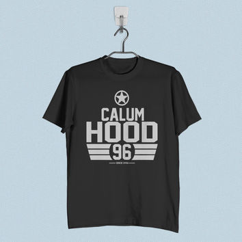 Men T-Shirt - Calum Hood 5 Seconds of Summer