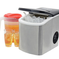 Portable Ice Maker @ Sharper Image