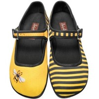 Honey Bee Shoes by Hot Chocolate