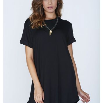 Hang On Mini Tunic Dress