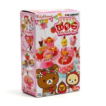 Strawberry Sweets - Rilakkuma Blind Box
