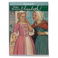 American Girl® Bookstore: Very Funny Elizabeth! - Paperback