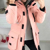 Simple Hollister Anorak Jacket