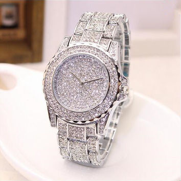 Gift Awesome New Arrival Good Price Designer's Great Deal Trendy Stylish Quartz Watch [11649542095]