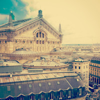 Paris Opera House Fine Art Photography Print