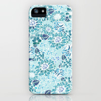 Floral Graden iPhone Case by rskinner1122