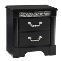 Standard Furniture Venetian 2 Drawer Nightstand