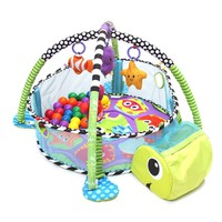 Baby Activity Gym - Turtle Ball Pit