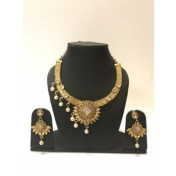 Indian Traditional Necklace Set