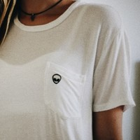 Brandy & Melville Deutschland - Ieva Alien Top