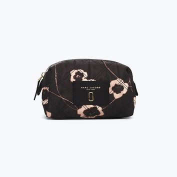 Violet Vines Printed Knot Large Cosmetic | Marc Jacobs