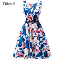 New Arrival Scoop Neck Sleeveless Knee-Length Prom Dress Audrey Hepburn Style Vintage Dress Plus Size Ball Gown 1950s Dress