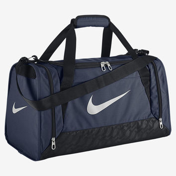 The Nike Brasilia 6 (Small) Duffel Bag.