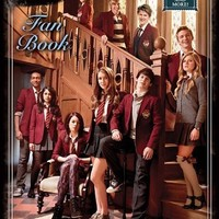 House of Anubis Fan Book (House of Anubis) (Full-Color Activity Book with Stickers) | NickShop