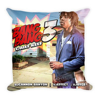 Bang Bang 3 (16x16) All Over Print/Dye Sublimation Chief Keef Couch Throw Pillow Insert & Pillow Case/Cover