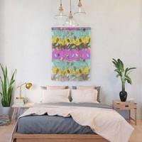 Ice Cream Treats Wall Hanging by gx9designs
