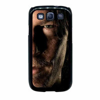 daryl dixon the walking dead norman case for samsung galaxy s3 s4
