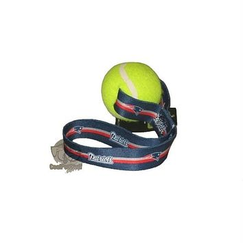 New England Patriots Tennis Ball Toss Toy
