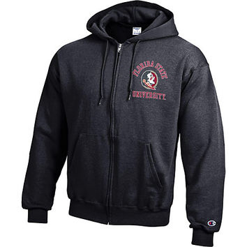 Florida State University Full-Zip Powerblend Hooded Sweatshirt | Florida State University