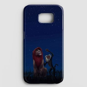 Lion King Remember Who You Are Samsung Galaxy Note 8 Case