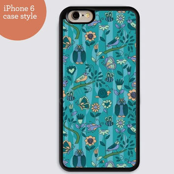 iphone 6 cover,cartoon Insect pattern flowers iphone 6 plus,Feather IPhone 4,4s case,color IPhone 5s,vivid IPhone 5c,IPhone 5 case Waterproof 641