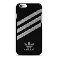 Best Adidas12.White Stripe Logo iPhone 6 6s 7 8 X Plus Print On Hard Case